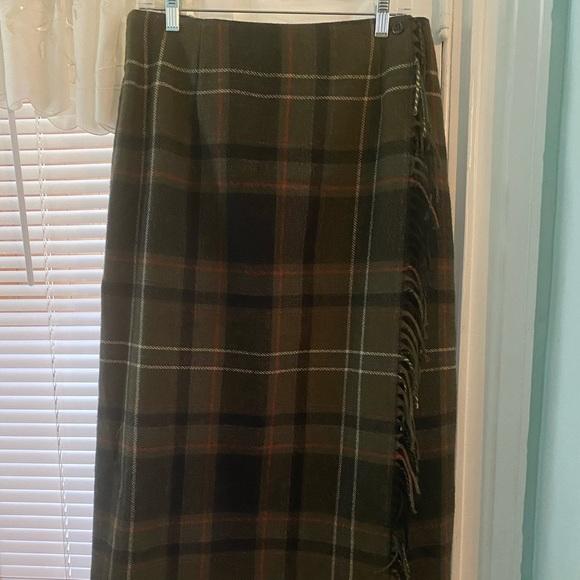 Worthington Dresses & Skirts - 🧜♀️NWOT Worthington WrapAround Fringe Skirt🧜♀️